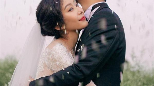 Nhan sắc cô dâu Thanh Hóa xinh đẹp, thần thái không kém gì diễn viên Hàn Quốc trong bộ ảnh cưới cổ tích đang cực hot