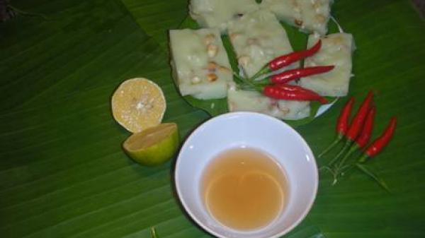 Bánh đúc làng Vạn Hạnh - món ăn dân dã đượm hồn quê