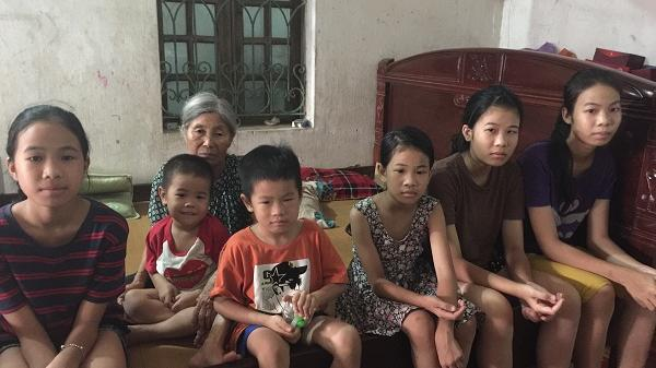 Xúc động trước hoàn cảnh của cô gái 18 tuổi gồng gánh giấc mơ đến đường của 5 đứa em thơ