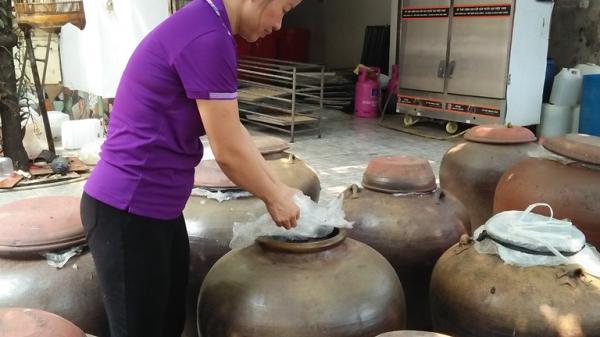 Vĩnh Phúc: Khẳng định thương hiệu rượu Ngàn Chum