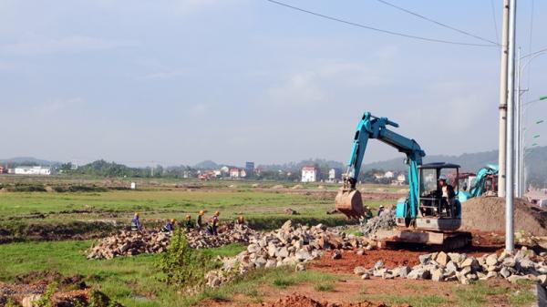 Kinh nghiệm GPMB từ dự án Khu công nghiệp Thăng Long Vĩnh Phúc