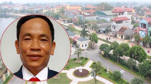 Chủ tịch Ủy ban Mặt trận Tổ quốc xã Tân Cương,huyện Vĩnh Tường hết lòng với dân