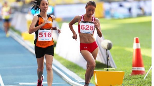 Hành trình chạm đến thành công đẫm mồ hôi và nước mắt của nữ vận động viên Vĩnh Phúc