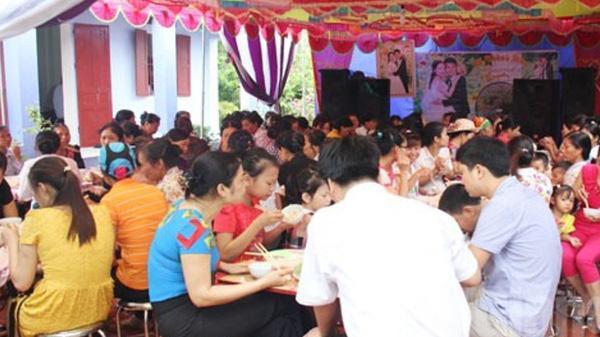 Đã xác định được nguyên nhân vụ hơn 100 người ngộ độc sau khi ăn cỗ ở Vĩnh Phúc