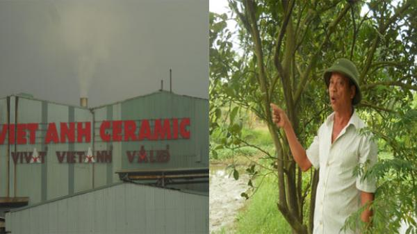 Công ty TNHH SX và Thương mại Việt Anh (Vĩnh Phúc): Hàng ngày bào mòn sức khỏe người dân