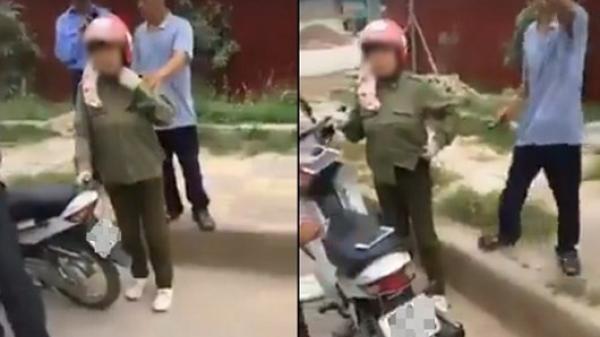Nghi ngờ người phụ nữ đi xe máy BKS của tỉnh Vĩnh Phúc bắt cóc nữ sinh gây chấn động dư luận?