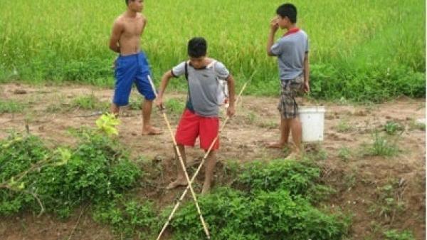 Người dân Vĩnh Phúc tự giác nộp hàng trăm bộ kích điện khai thác thủy sản trái phép