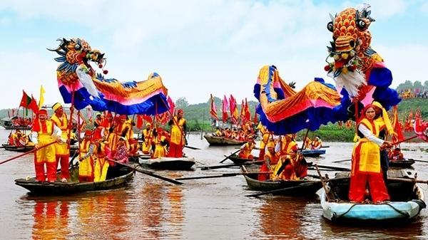 6 lễ hội không thể bỏ qua ở Vĩnh Phúc