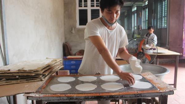Đến Vĩnh Phúc mà chưa được thưởng thức bánh tráng ở ngôi làng nổi tiếng này thì quả là một điều đáng tiếc