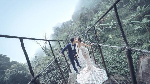 Những địa điểm chụp ảnh cưới lý tưởng tại Vĩnh Phúc mà các cặp đôi không thể bỏ qua
