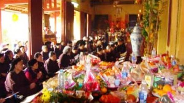 Vĩnh Phúc: Chùa thiêng Tích Sơn điểm du lịch văn hóa tâm linh