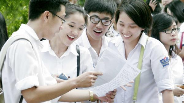 Vĩnh Phúc công bố 28 điểm thi THPT Quốc gia