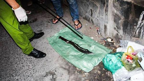 Hai nam thanh niên bị chém xối xả khi đi ăn ốc, 1 người tử vong
