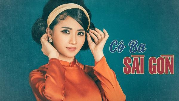 """""""Rung rinh con tim"""" với bộ ảnh cover """"Cô ba Sài Gòn"""" của 9X Vũng Tàu, """"đỉnh"""" hơn cả bản gốc"""