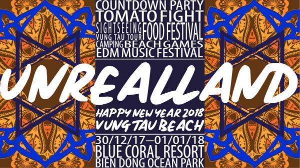 """Nam thanh nữ tú Vũng Tàu sắp được """"quẩy tưng bừng, vui không ngừng"""" tại lễ hội âm nhạc EDM chào năm mới"""