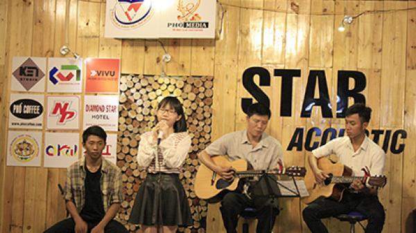 Bà Rịa - Vũng Tàu: Tối 31/12 diễn ra chung kết cuộc thi Acoustic Star