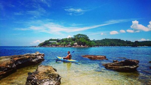 Chẳng cần đi đâu xa, những bãi biển miền Nam Việt Nam cũng đẹp như thiên đường