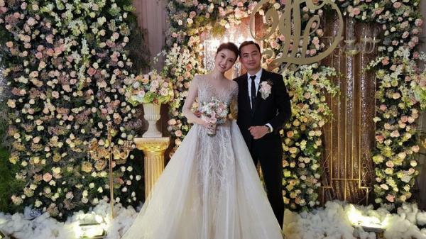 Nữ hoàng sắc đẹp Ngọc Duyên bí mật tổ chức đám cưới ở quê nhà Vũng Tàu với chồng đại gia hơn 18 tuổi