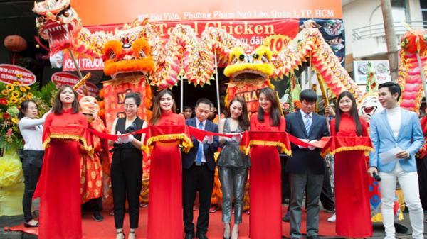 Cao Mỹ Kim bắt tay doanh nghiệp Hàn ra mắt thương hiệu Total Chicken