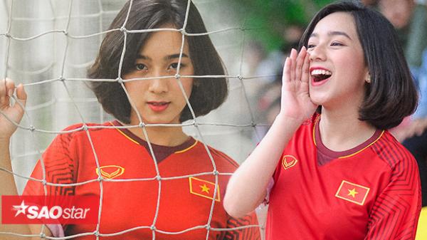 Nữ MC xinh đẹp quê Bà Rịa Vũng Tàu mê Công Phượng, tin U23 Việt Nam hạ đẹp U23 Úc