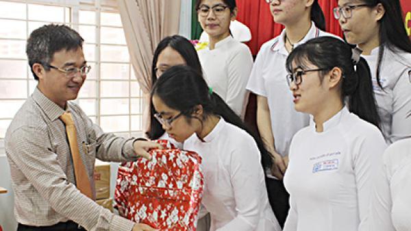 Bà Rịa - Vũng Tàu có 45 học sinh đoạt giải HS giỏi Quốc gia