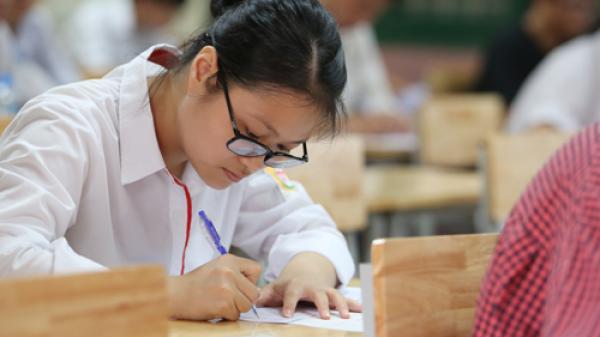Ngày 7/7, thí sinh biết kết quả thi THPT quốc gia