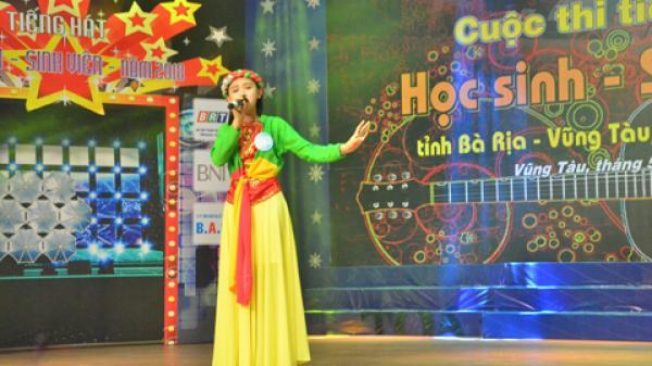 Bà Rịa - Vũng Tàu: 35 thí sinh tham dự vòng bán kết cuộc thi tiếng hát HS-SV