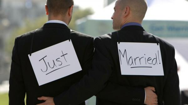 Tình yêu đồng giới