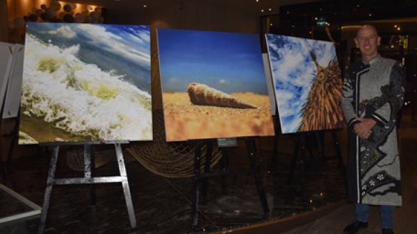 Vũng Tàu: Khai mạc triển lãm ảnh của nhiếp ảnh gia Thụy Sĩ
