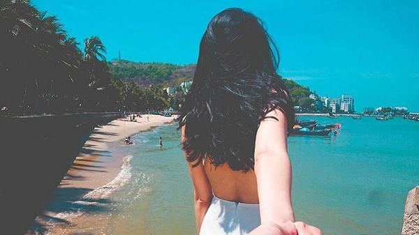 Hóa 'nàng thơ' với hàng vạn góc sống ảo 'siêu đẹp, siêu tình' nơi phố biển Vũng Tàu