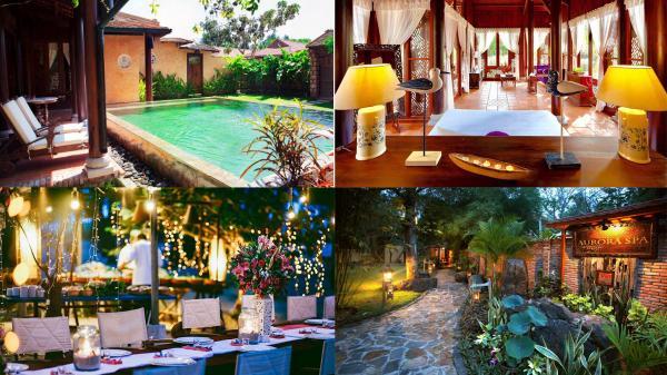 Resort CỰC CHẤT tựa khu vườn thần tiên ngay Vũng Tàu, địa điểm không thể bỏ qua dịp hè này