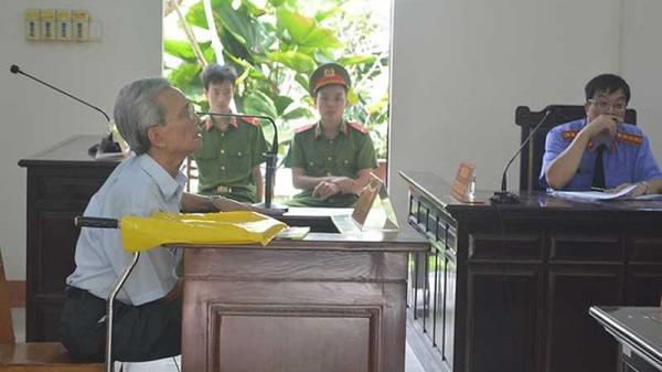 Vũng Tàu: Chính thức thi hành án tù với ông Nguyễn Khắc Thuỷ dâm ô