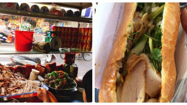 Quán bánh mì ngon hết nấc ở Vũng Tàu, dù phải xếp hàngnhưng lúc nào cũng nườm nượp khách