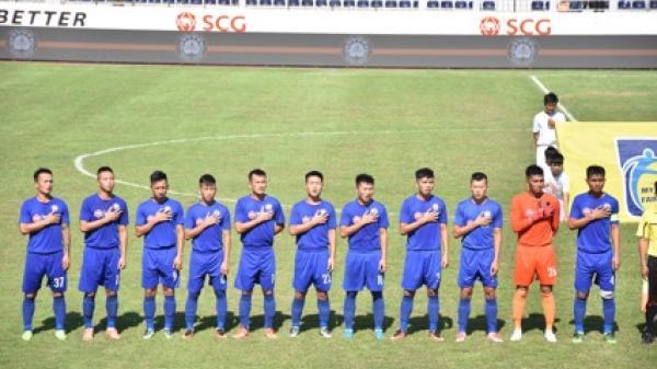 Giải bóng đá hạng Nhì quốc gia 2018: Bà Rịa-Vũng Tàu tiếp tục mạch chiến thắng