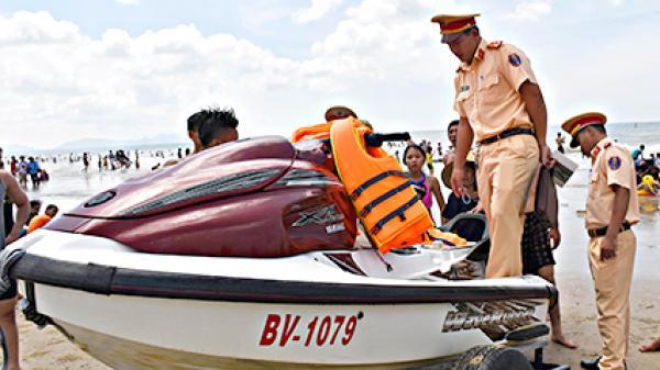 Ca nô thuộc KDL San Hô Xanh TP.Vũng Tàu: Không bảo đảm an toàn khi chở khách