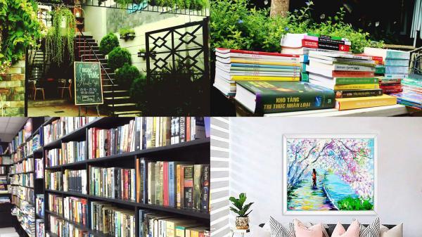 Về với Vũng Tàu để thả hồn theo cảm xúc ở Ngọc Tước Book Café, vừa nghiền sách, vừa thỏa sức sống ảo
