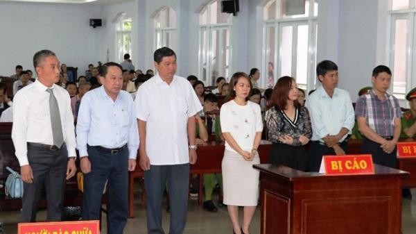 Trả hồ sơ vụ các cựu lãnh đạo TP Vũng Tàu vì nghi lọt tội
