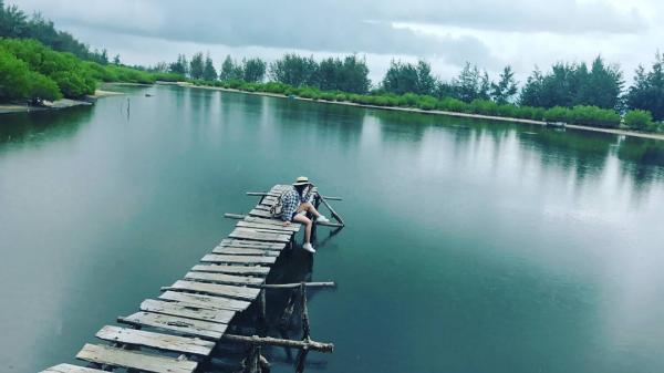 Mê mẩn với thiên đường cắm trại hồ Tràm ở Vũng Tàu