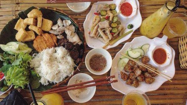 Phát sốt với những quán ăn hot rần rần ở Vũng Tàu