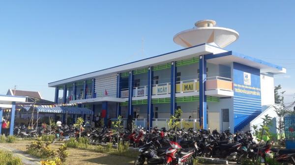 PV Power và tỉnh Ninh Thuận bàn giao Nhà cộng đồng phòng tranh thiên tai