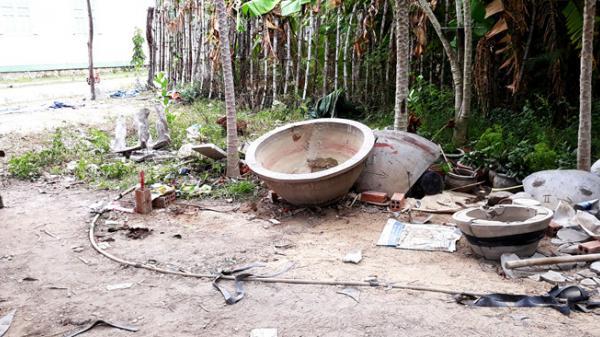 Khởi tố kẻ giế.t, giấu xá.c bé gái dưới chậu kiểng ở Ninh Thuận