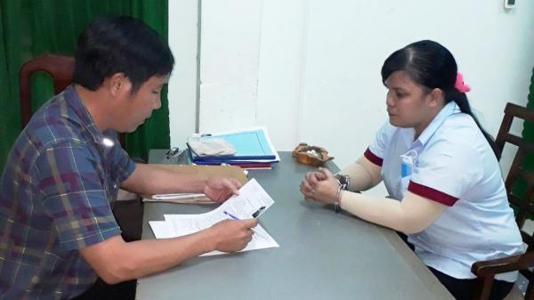 Long An: Bắt đối tượng bị truy nã Trương Thúy Nguyên tại tỉnh Bình Dương