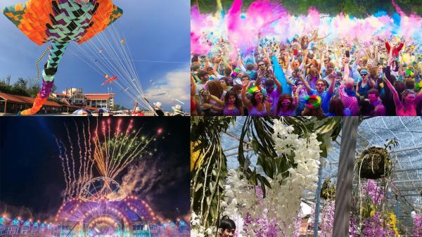 Chuẩn bị QUẨY BUNG NÓC tại FESTIVAL BIỂN VŨNG TÀU 2018 100% free vé vào
