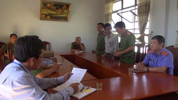 Công an tỉnh Ninh Thuận bắt tạm giam đối tượng liên quan vụ án hình sự
