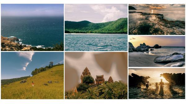 Ninh Thuận - Bản hòa tấu đặc sắc của thiên nhiên và con người