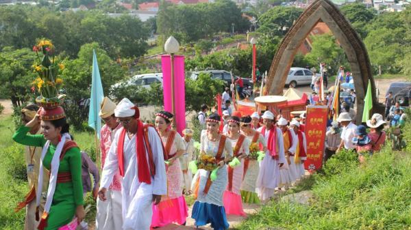 Ninh Phước rục rịch chuẩn bị cho Lễ hội Katê 2018
