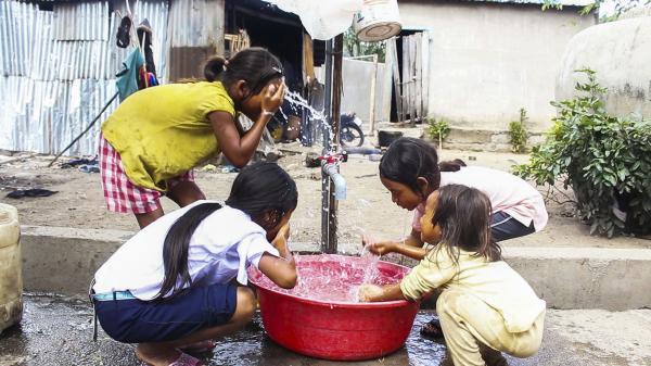 Đồng bào thiểu số ở Ninh Thuận phấn khởi vì nước sạch đến tận cửa nhà
