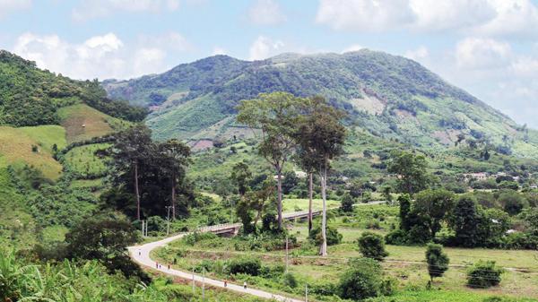 Ngao du Vườn Quốc gia Phước Bình tại Ninh Thuận