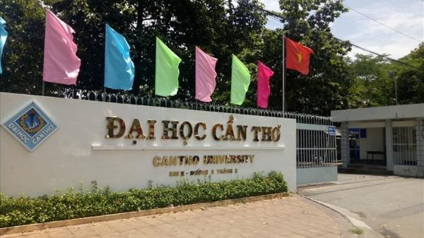 Đại học Cần Thơ vào Top 3 các trường đại học tại Việt Nam