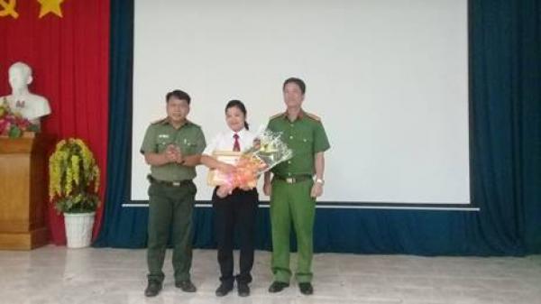TP Vũng Tàu: Nữ lái xe taxi Vinasun dũng cảm truy đuổi đối tượng gây tai nạn rồi bỏ chạy